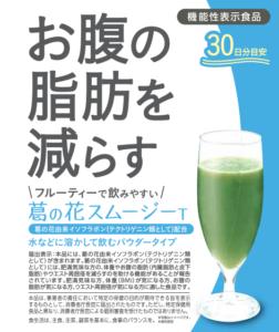 9.葛の花スムージーT